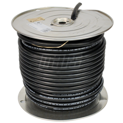 Mars - 12 Gauge Black 15' Stranded Copper Wire