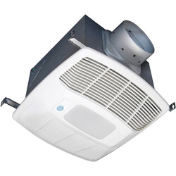 Air King - 130 CFM Motion & Humidity Sensing Exhaust Fan w/ Light
