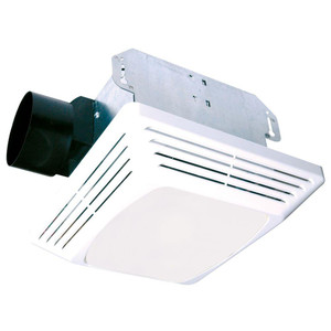 Air King - 70 CFM Eco-Exhaust Fan w/ Light