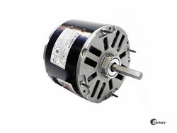 Century Electric - 174A Motor: 1/6HP 1625RPM 230V