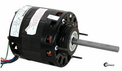 Century Electric - BL6519 Motor: 1/6HP 1075RPM 115V