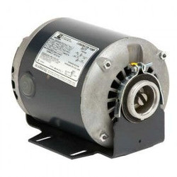 US Motors - 1042 Dual Shaft Direct Drive Blower Motor: 1/8HP 1075RPM 277V