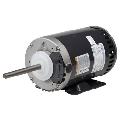 US Motors - 1158 Comm. Condenser Fan Motor: 1HP 1140RPM 575V