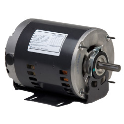 US Motors - 1197 Comm. Belted Fan/Blower Motor: 1-1/2HP 1725RPM 575V