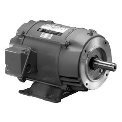 US Motora - DJ5E1DP Coupled Pump: 5HP 3600RPM 460V