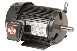 US Motor - U3P2D Gen. Purpose Motor: 3HP 1800RPM 460V