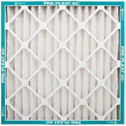 """Flanders - 14""""x 36""""x 1"""" Pleated Filters"""