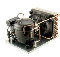 Tecumseh - HBP R-404a 1/3hp Condensing Units AE4440Z-AA1ASS