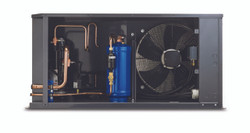 Danfoss - Optyma Slim outdoor condensing unit, LJZM0200UWH000N - 114N3479