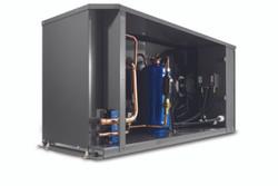 Danfoss - Optyma Slim outdoor condensing unit, LNZM0400UWH000Q - 114N3481
