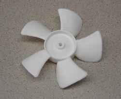 """4"""" Fan Blade 3/16 Hub"""