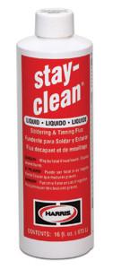 *Hz* Flux Stay-Clean 16Oz Bt