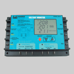 3 Phase Monitor/Lcd DTP-3