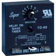 Time Delay On Make FSD-X1935