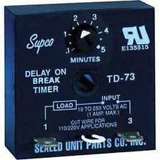 Time Delay On Break FSD-X2935