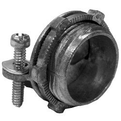 Romex Connector 1/2, 3/4 2Scr