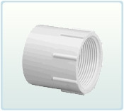 Fitting Pvc Adapter 1 1/2 Fxs