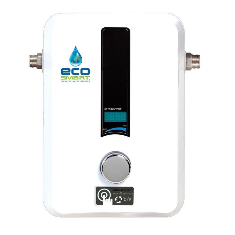 Ecosmart 13kw Tankless Water Heater Saez Distributors