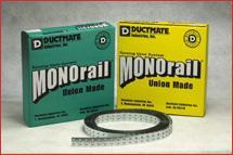 "Monorail 4"" 24Ga 4MRGA24"