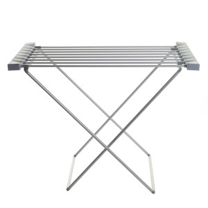 Bronson Heated Electric Clothes Airer Freestanding 120W