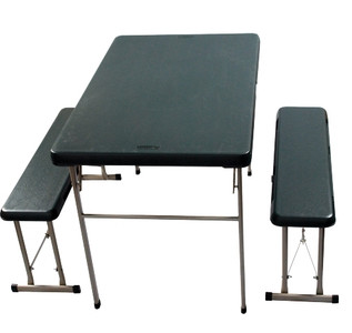 Oztrail Sports Table with Benches