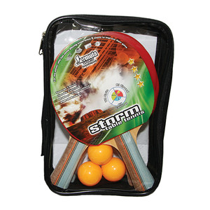 Formula Sports 'Storm' 4 Player Table Tennis Set