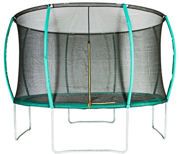 Action 12ft Curved Trampoline
