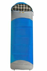 Oztrail Lake View Hooded -2 Sleeping Bag