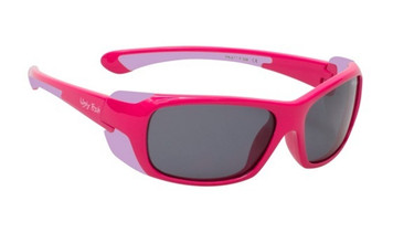 Ugly Fish Junior Polarised Sunglasses PK477 Pink Frame Smoke Lens