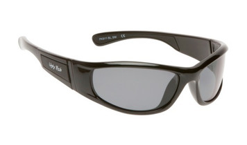 Ugly Fish Junior Polarised Sunglasses PK911 Blue Frame Smoke Lens