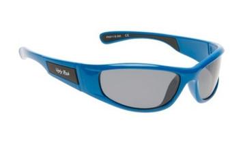 Ugly Fish Junior Polarised Sunglasses PK911 Black Frame Smoke Lens