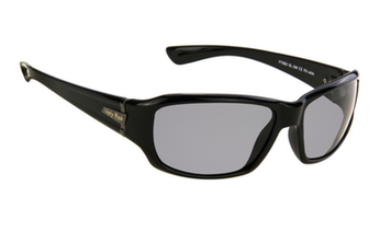 Ugly Fish TR-90 Polarised Sunglasses P7880 Black Frame Smoke Lens