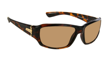 Ugly Fish TR-90 Polarised Sunglasses P7880 Brown Frame Brown Lens
