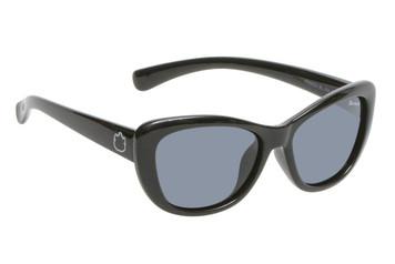 Ugly Fish Polarised Sunglasses PKM504 Black Frame Smoke Lens
