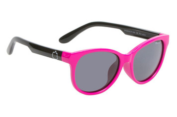 Ugly Fish Polarised Sunglasses PKM506 Pink Frame Smoke Lens