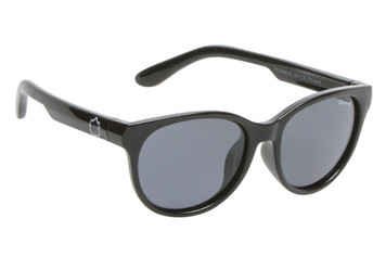 Ugly Fish Polarised Sunglasses PKM506 Black Frame Smoke Lens