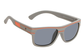 Ugly Fish Polarised Sunglasses PKR 729 Grey Frame Smoke Lens