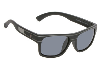Ugly Fish Polarised Sunglasses PKR 729 Matt Black Frame Smoke Lens