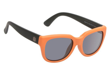 Ugly Fish Polarised Sunglasses PKR 715 Orange Frame Smoke Lens