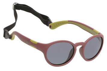 Ugly Fish Polarised Sunglasses PKR 144 BrownFrame Smoke Lens