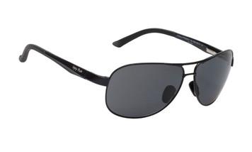 Ugly Fish Polarised Nylon Sunglasses PN20011 Black Frame Smoke Lens