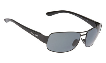 Ugly Fish Polarised Nylon Meteor Sunglasses PN20011 Black Frame Smoke Lens