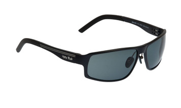 Ugly Fish Polarised Nylon Avalanche Sunglasses PN24203 Black Frame Smoke Lens