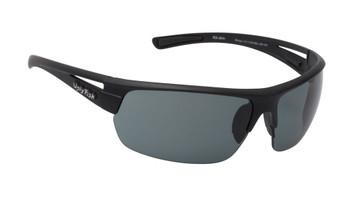 Ugly Fish Polarised Mirage Sunglasses PC7330 Matt Black Frame Smoke PC Lens