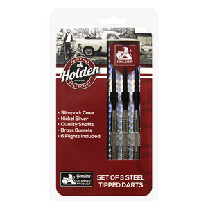 Holden Licensed Brass Darts