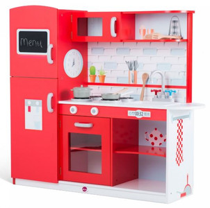 PLUM TERRACE WOODEN PLAY KITCHEN