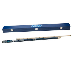 Ford 2 Piece Cue in Carry Case