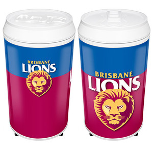 Brisbane Lions Coola Can Fridge