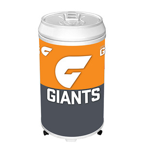 GWS Giants Coola Can Fridge
