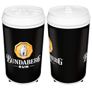 Bundaberg Rum Coola Can Fridge